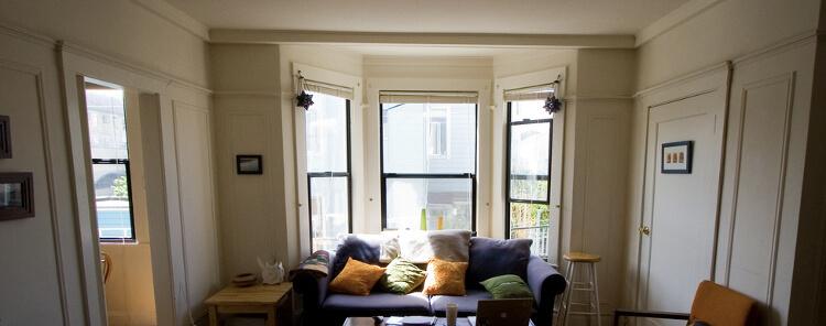 Wide windows