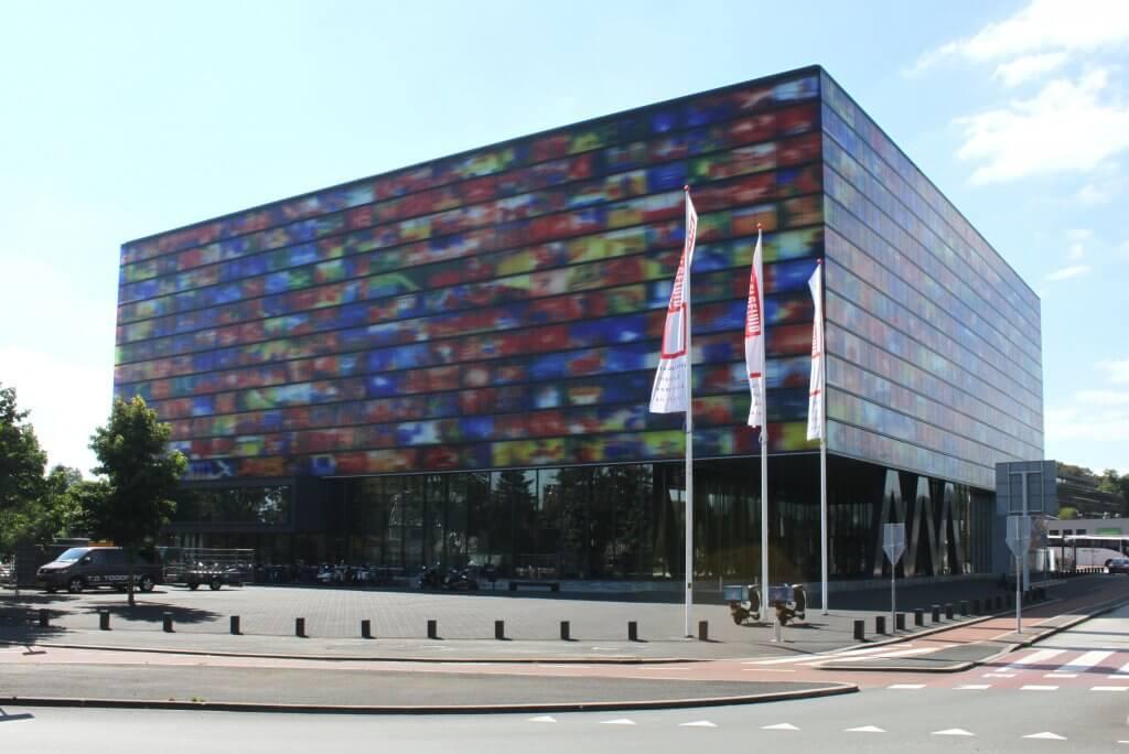 Nederlands Instituut voor Beeld en Geluid in Hilversum