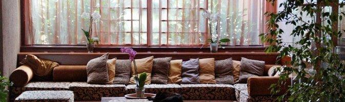 Window sofa